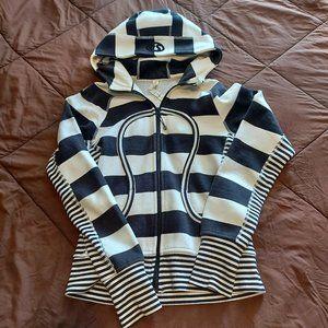 Lululemon Scuba Hoodie - Stripe